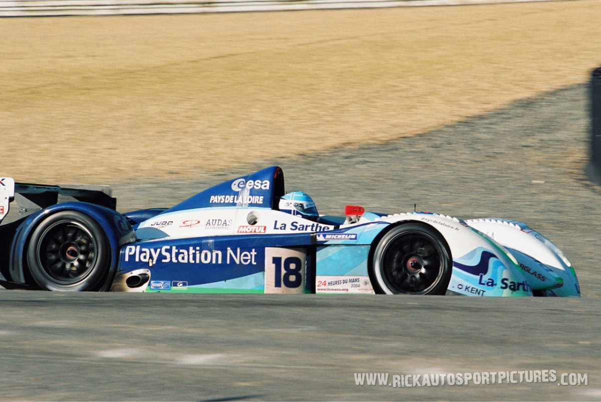 Pescarolo-Le-Mans-2004