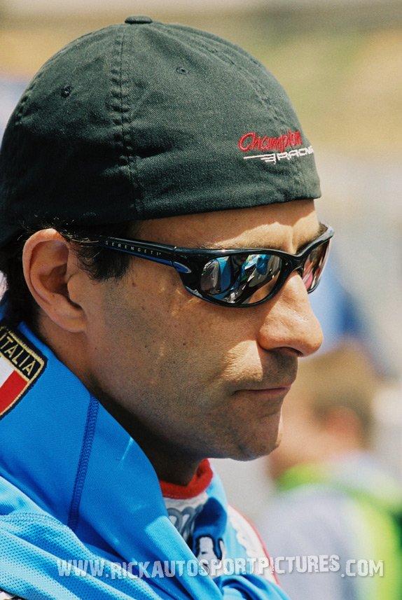 Emanuele Pirro-Le-Mans-2004
