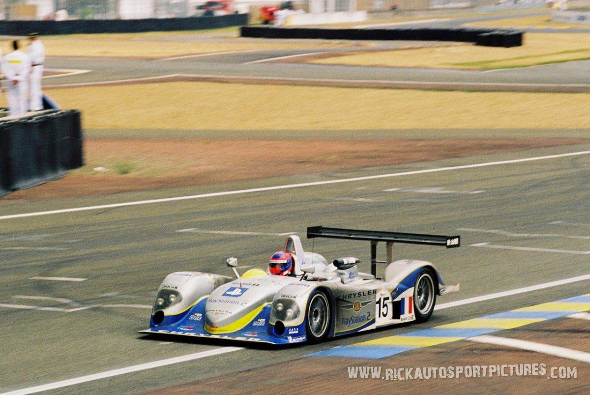 Viper-Oreca-Le-Mans-2001
