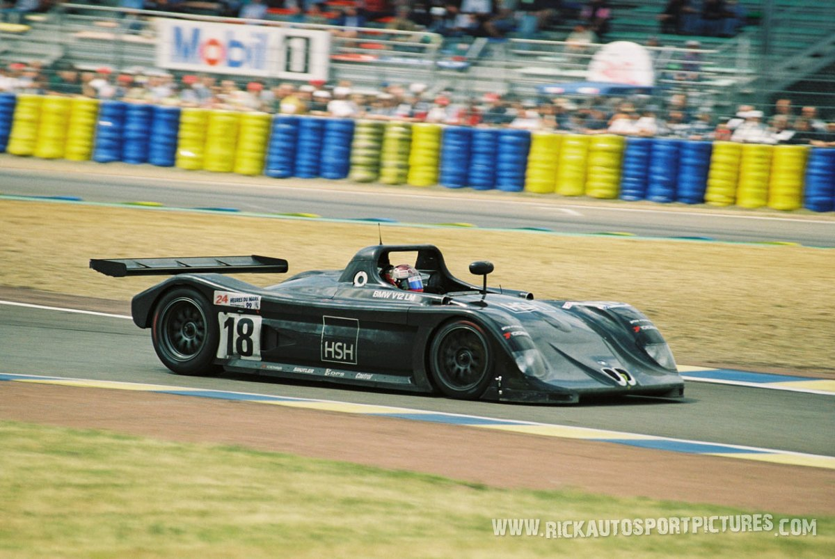 Dave Price Racing-BMW-Le-Mans-1999