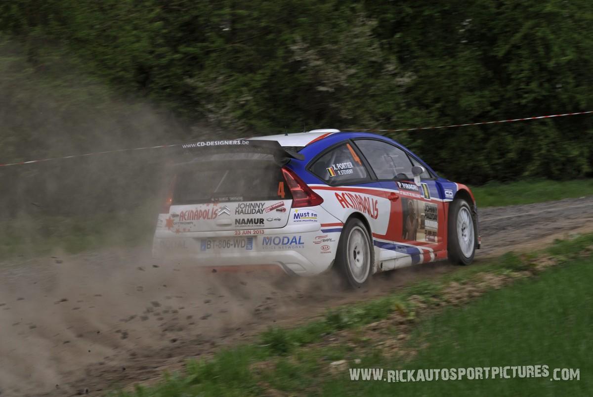 Philippe Steveny Wallonie 2013