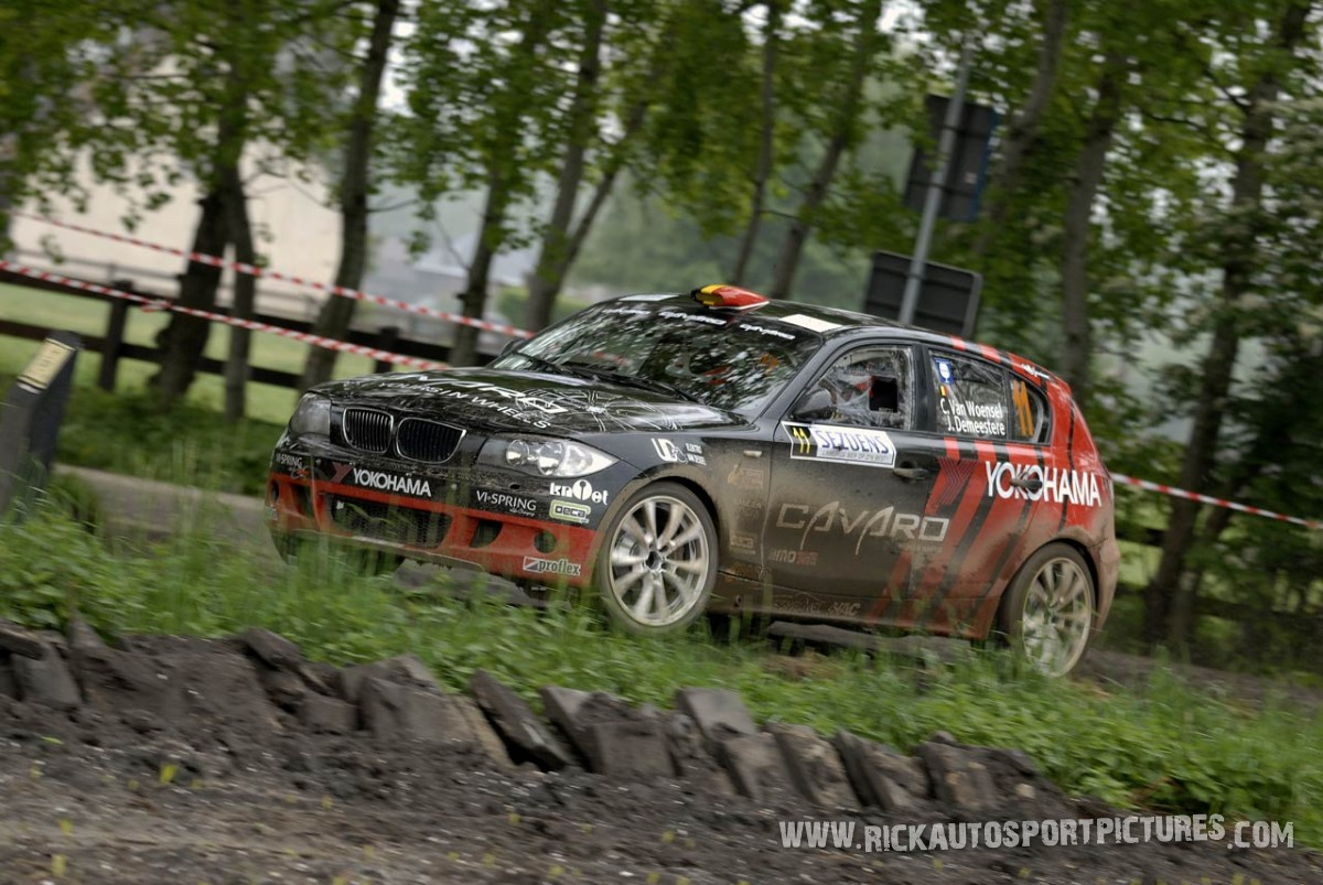 Chris-van-Woensel-sezoens rally 2013