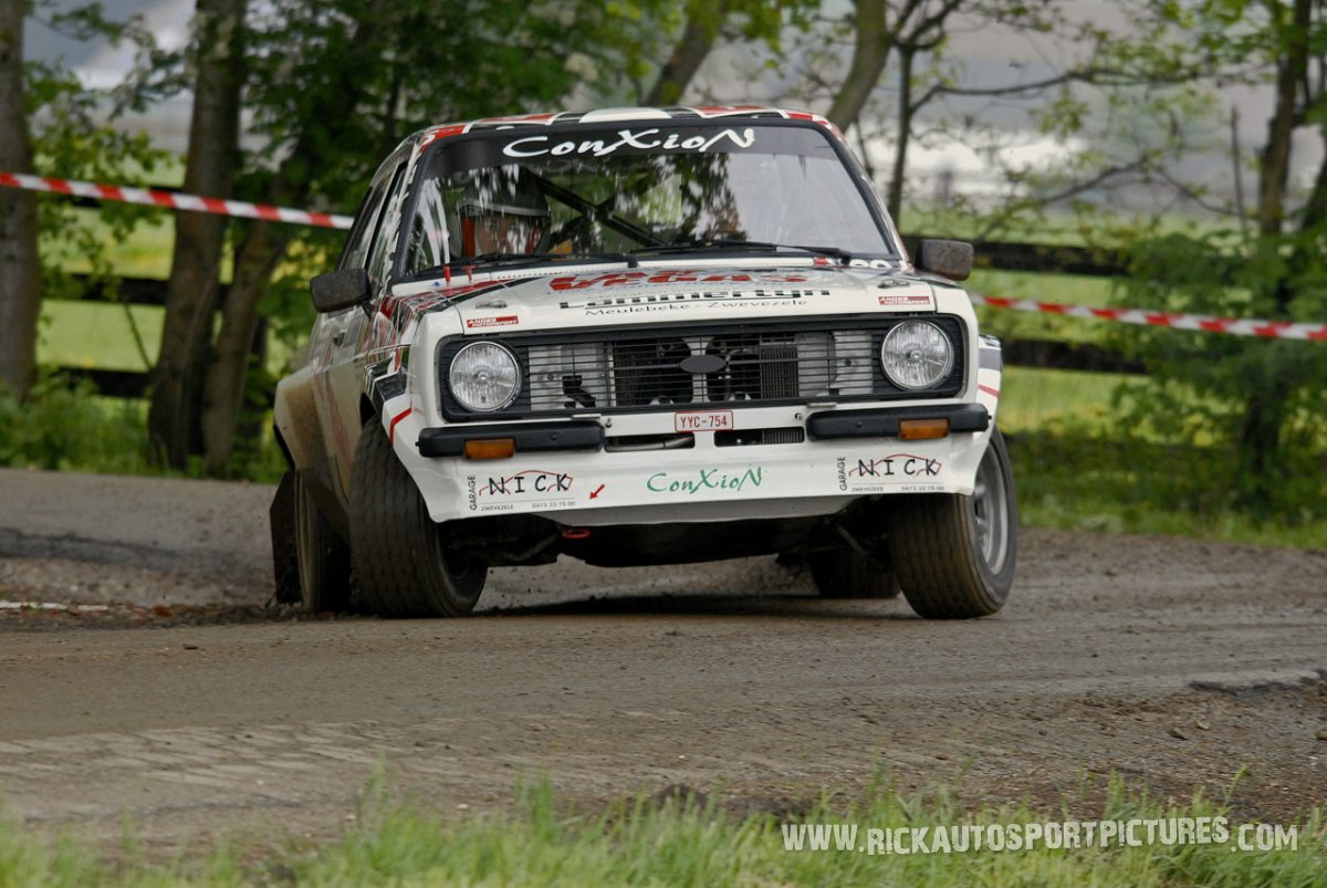 Chris debyser sezoens rally 2013