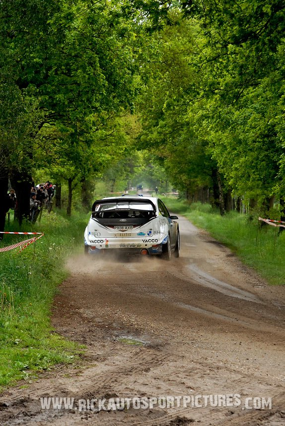 Freddy Loix sezoens rally 2013