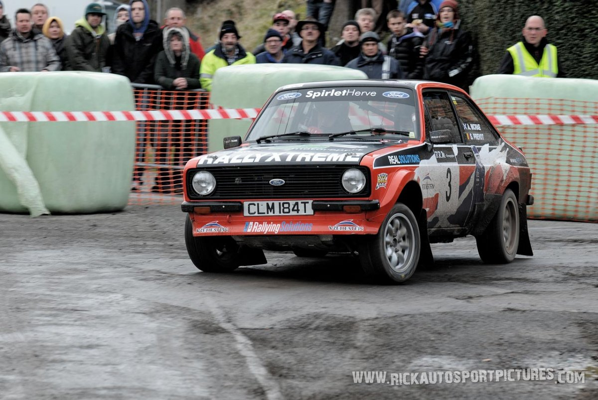Alister McRae legend Boucles Spa 2014