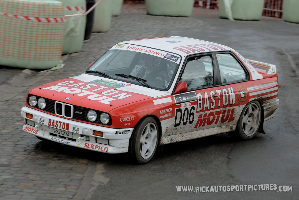 Bastos-BMW-legend Boucles-Spa-2014
