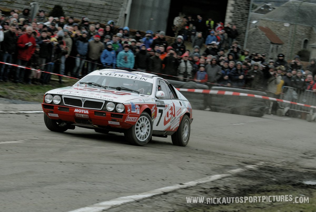 Jean-Pierre van de Wauwer legend boucles spa 2014