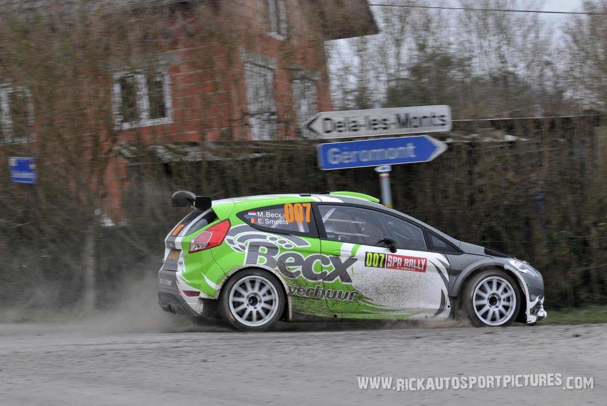 Michiel Becx-Spa-Rally 2015