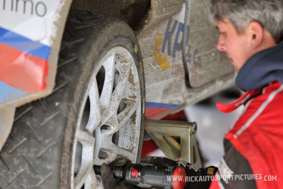 DG Sport Spa Rally 2015