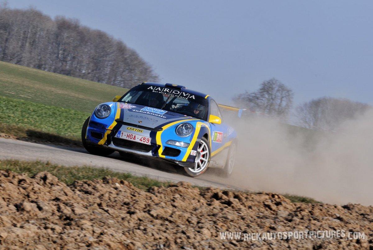 Tim Van Parijs Spa Rally 2015