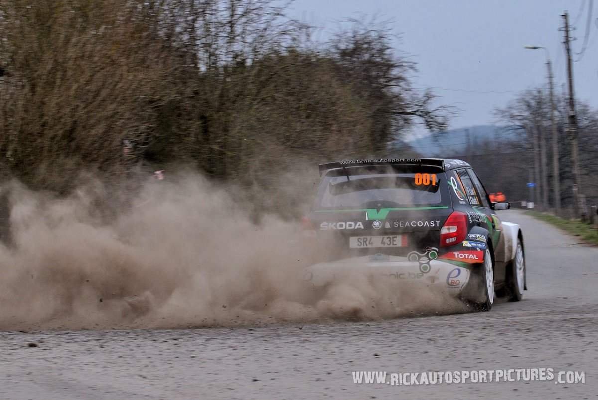 Freddy Loix spa rally 2015