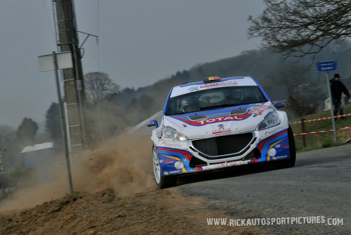 Kris Princen Spa Rally 2015