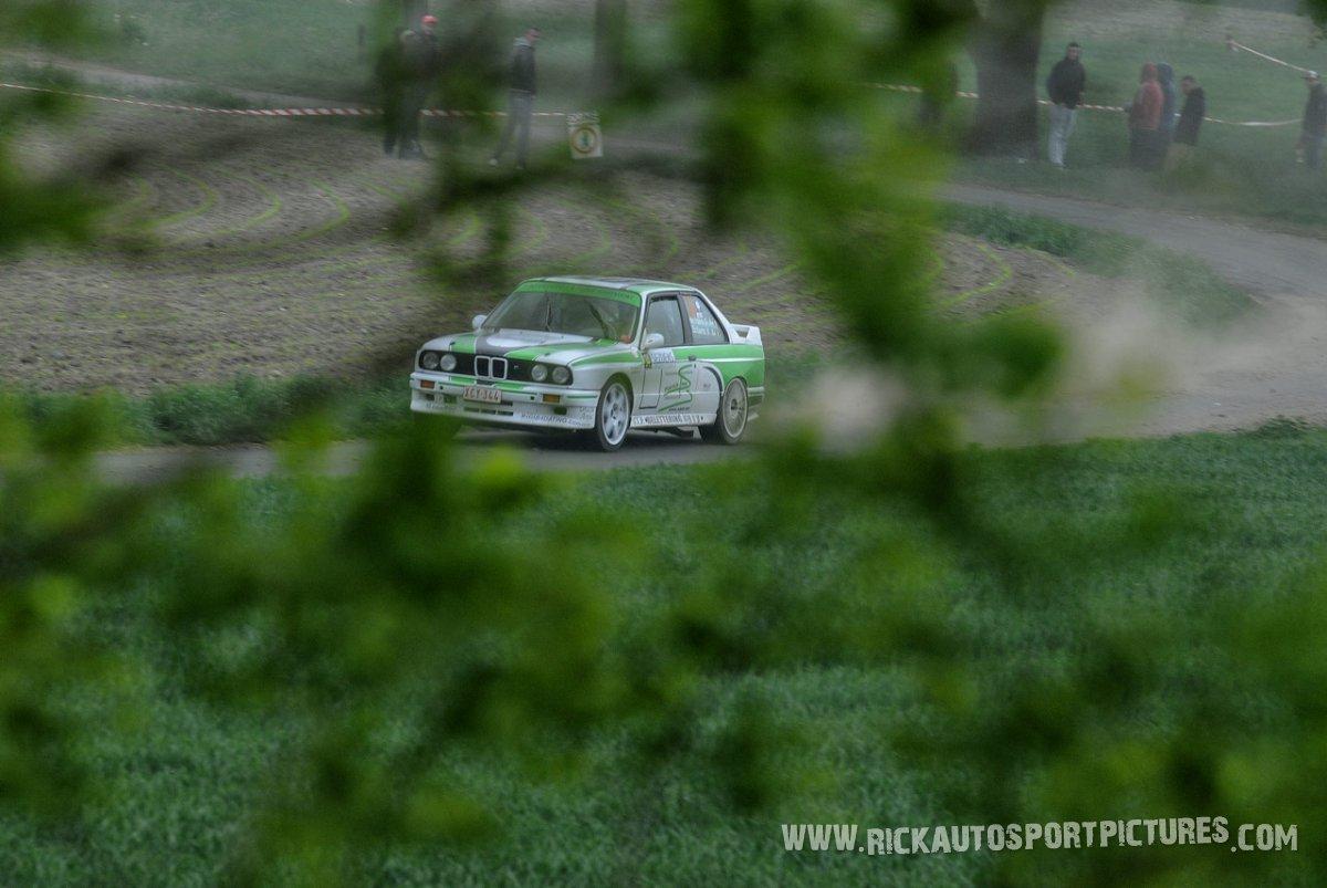 BMW M3 Sezoens Rally 2015