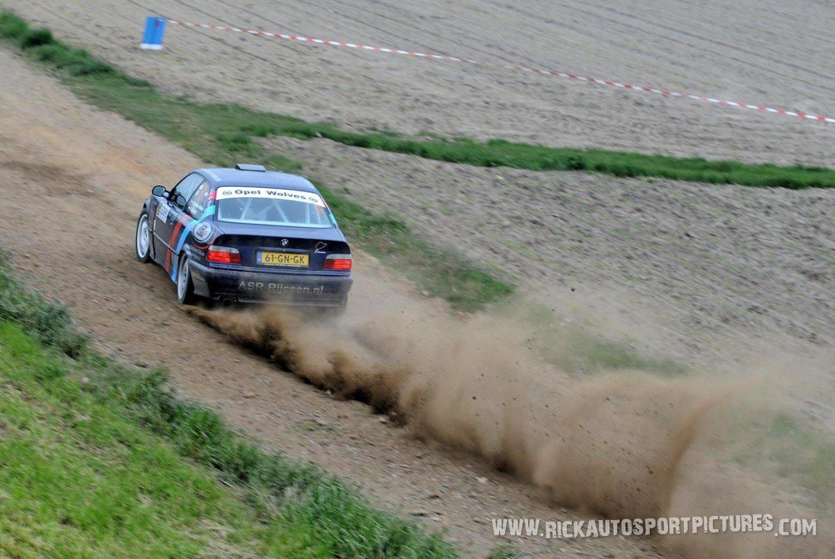Frank Mulkes Gerritsen BMW Sezoens Rally 2015
