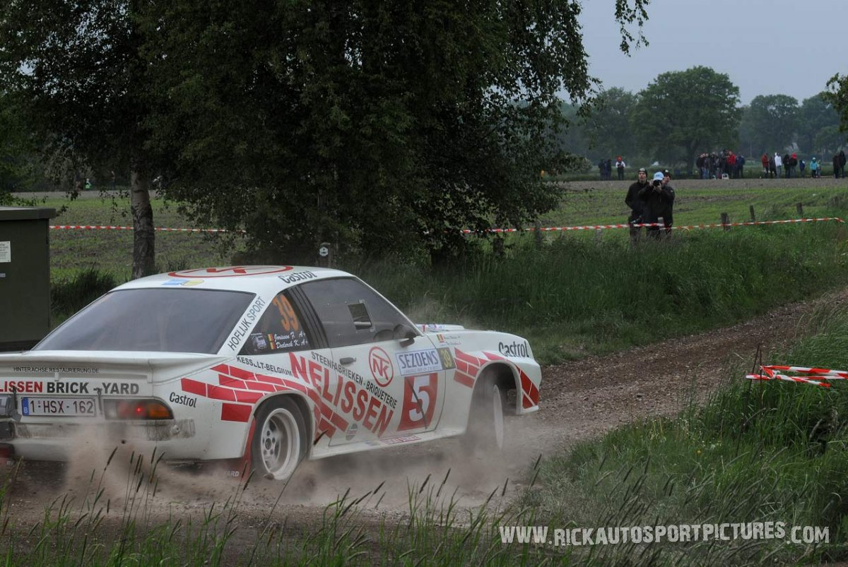Jorissen Declerck Sezoens Rally 2015
