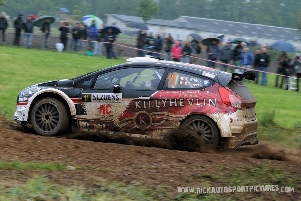 Stephen Wright Sezoens Rally 2015