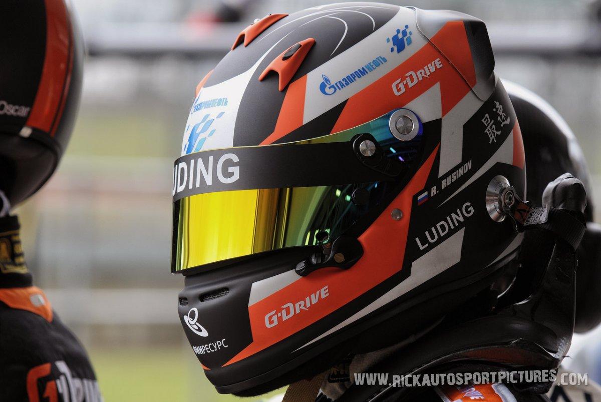 Roman Rusinov G-Drive WEC Silverstone 2016