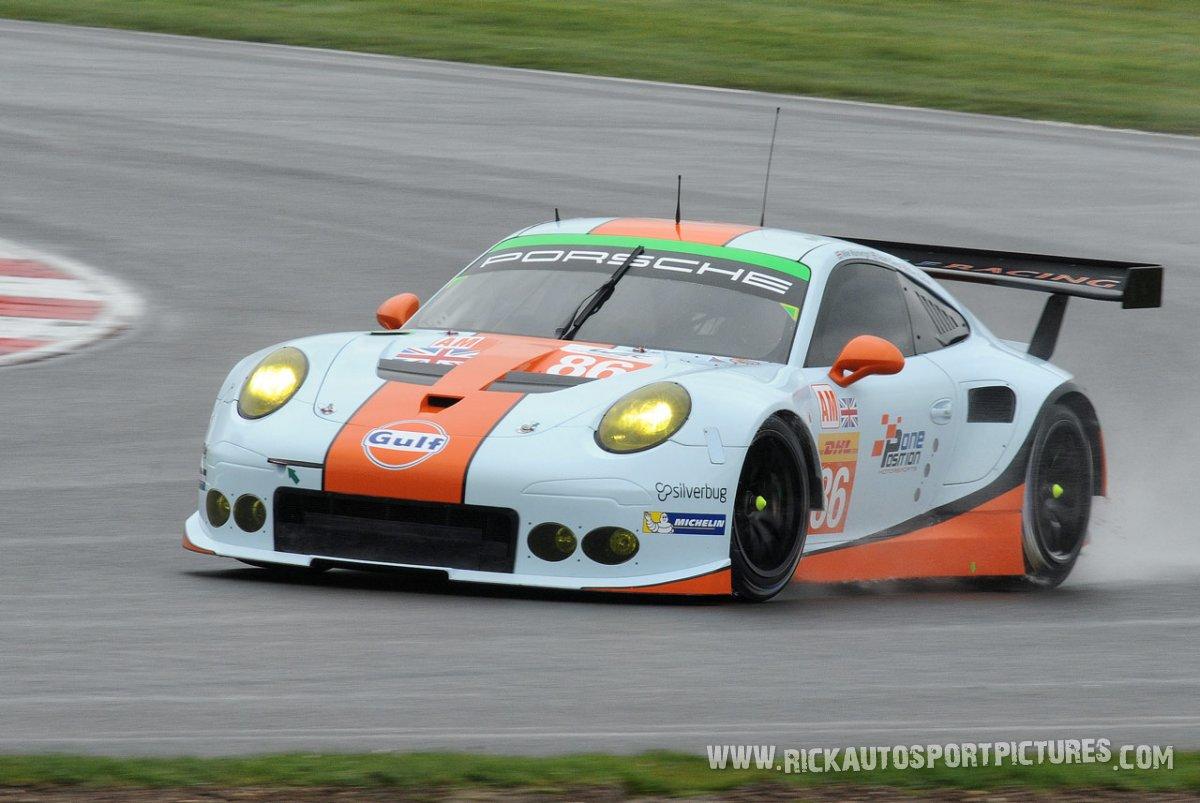 Gulf-Racing-Porsche Silverstone-2016