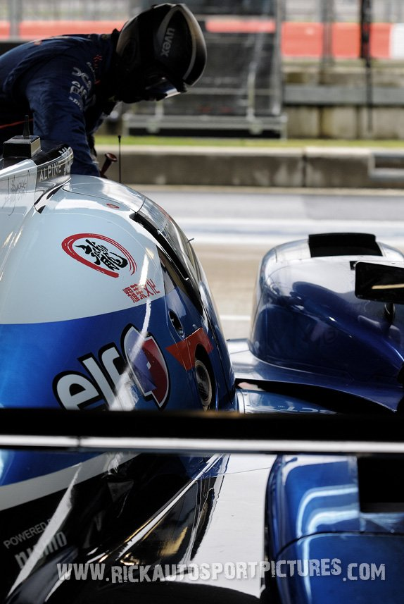 Signatech-Alpine-WEC Silverstone-2016