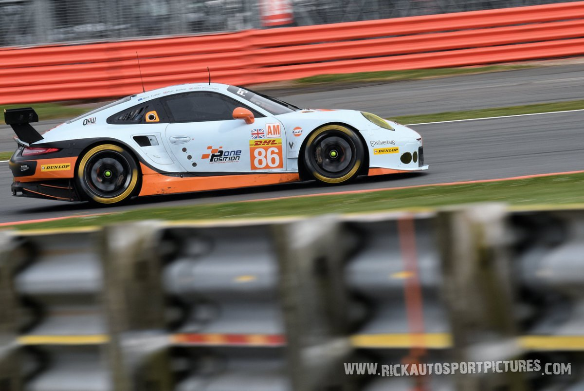 Gulf Racing-Porsche-WEC-Silverstone-2017