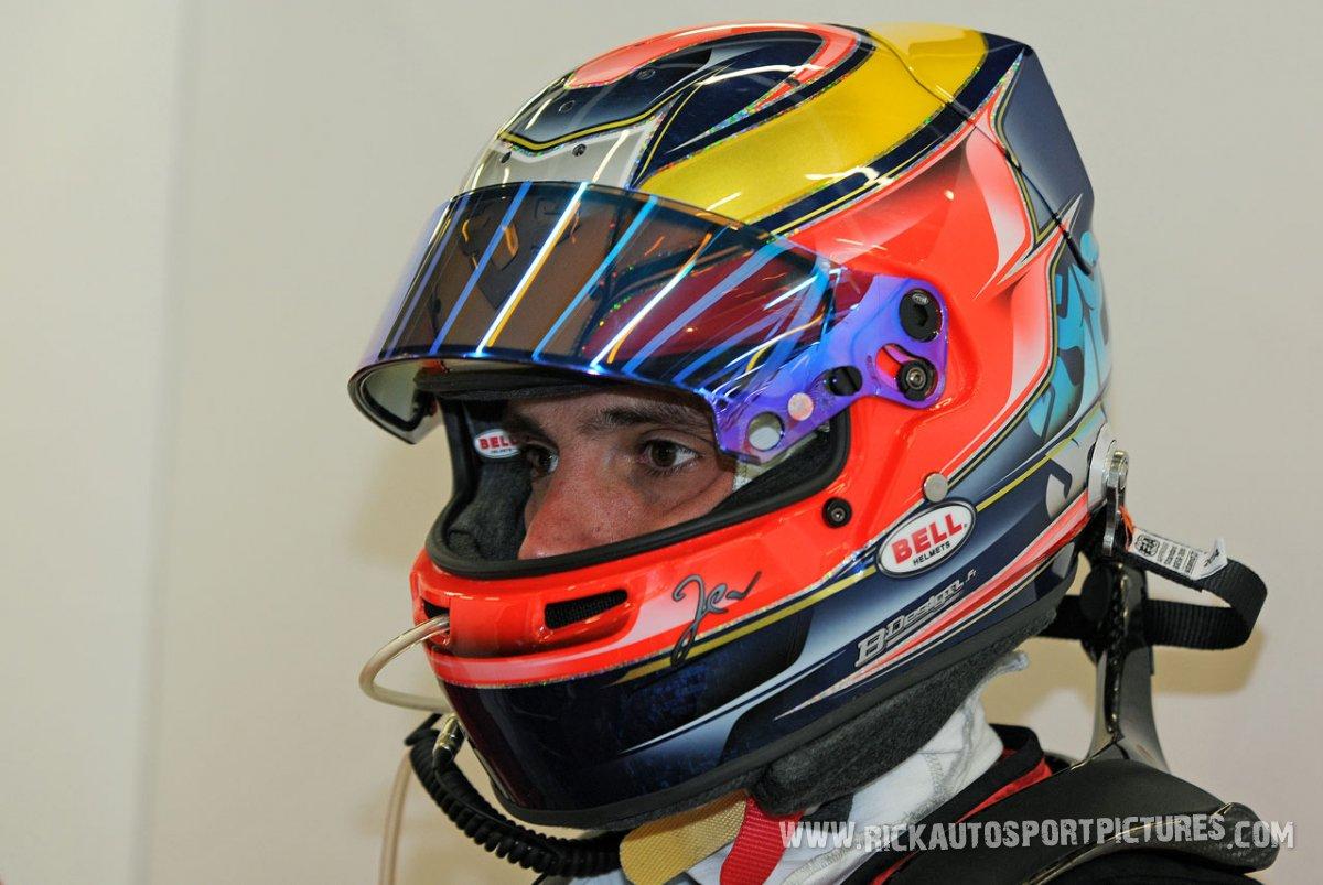 Jean-Eric Vergne WEC Silverstone 2017