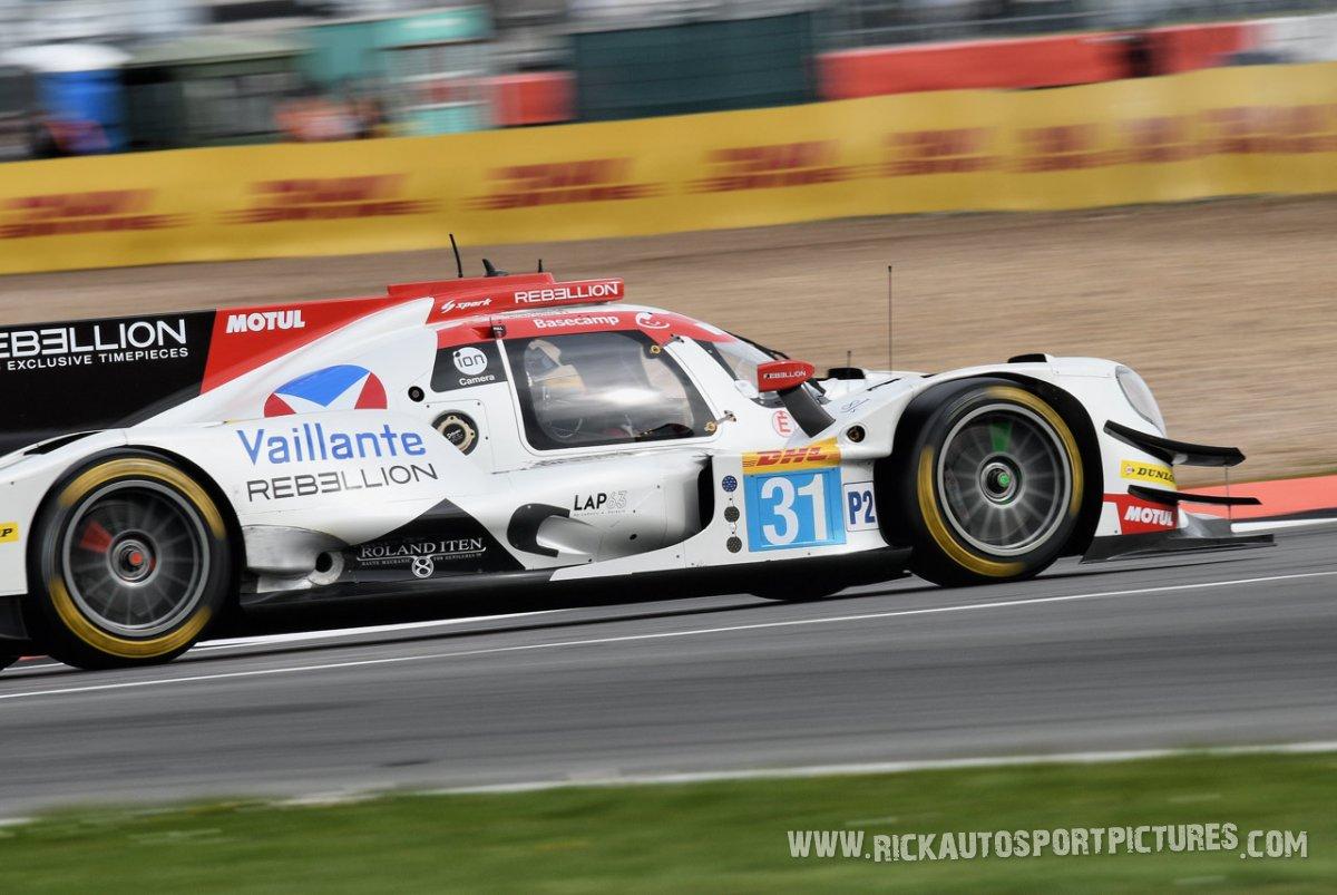 Rebellion Racing-WEC-Silverstone-2017