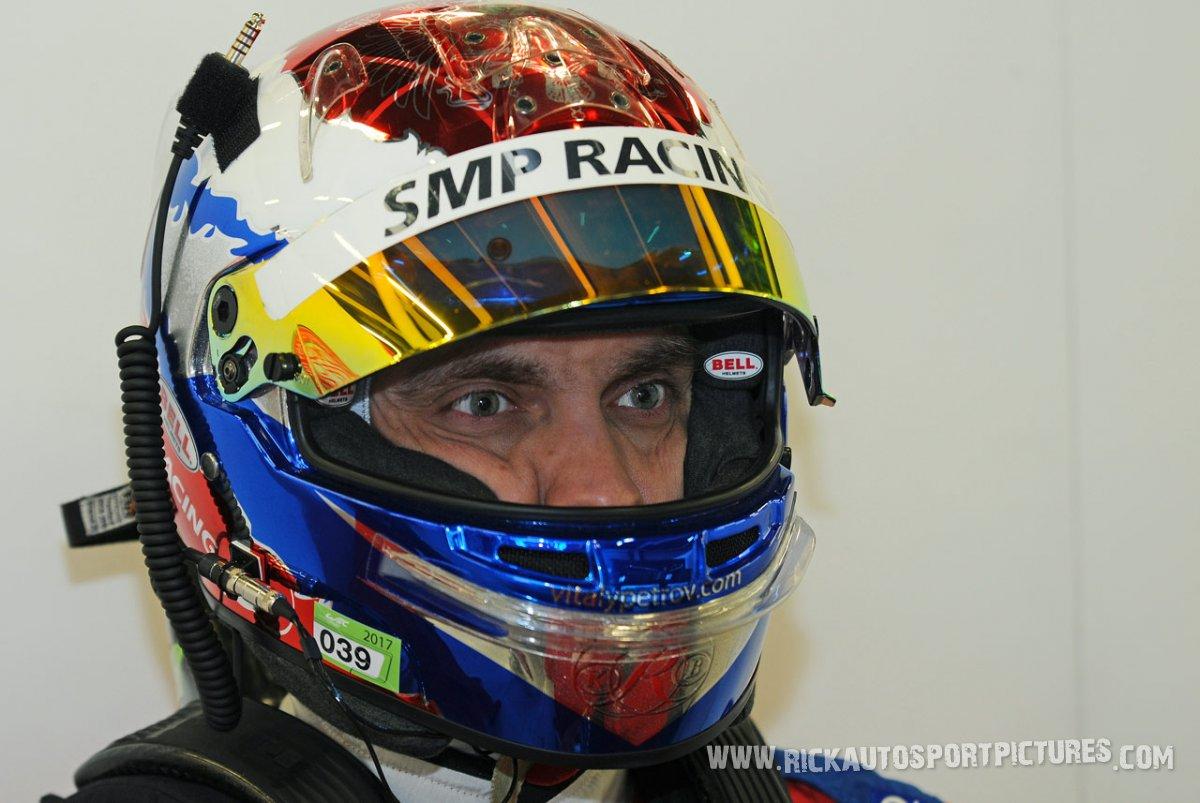 Vitaly Petrov-WEC-Silverstone-2017