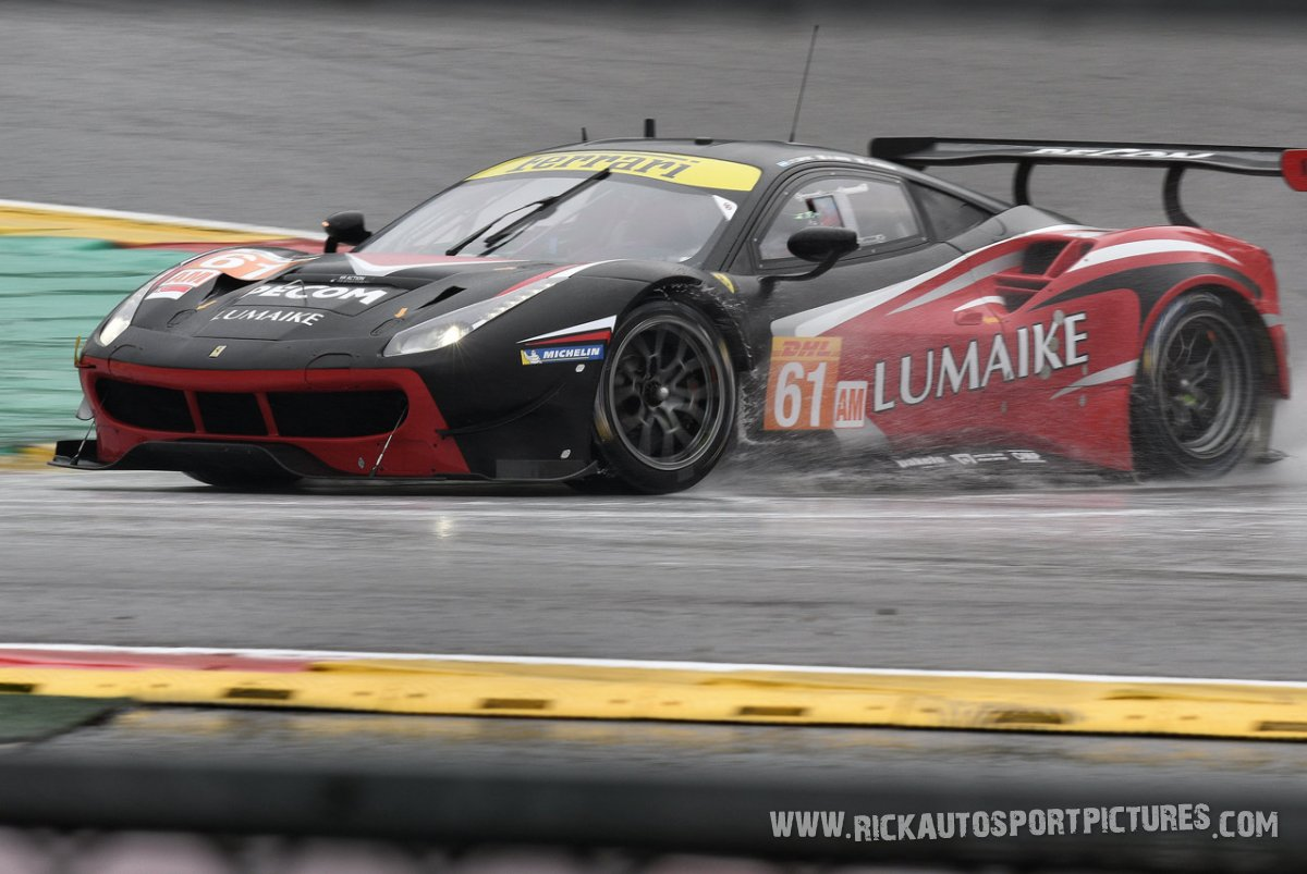 Clearwater racing-WEC-Spa-2019