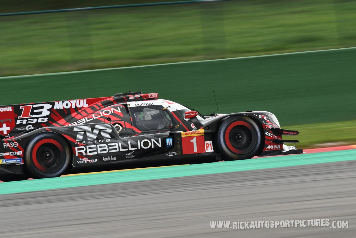 Rebellion Racing-WEC-Spa-2019
