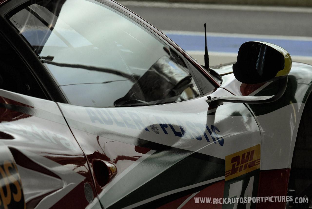 AF Corse Silverstone 2014