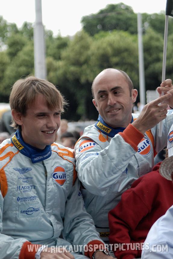 Aston Martin Racing Le Mans 2008