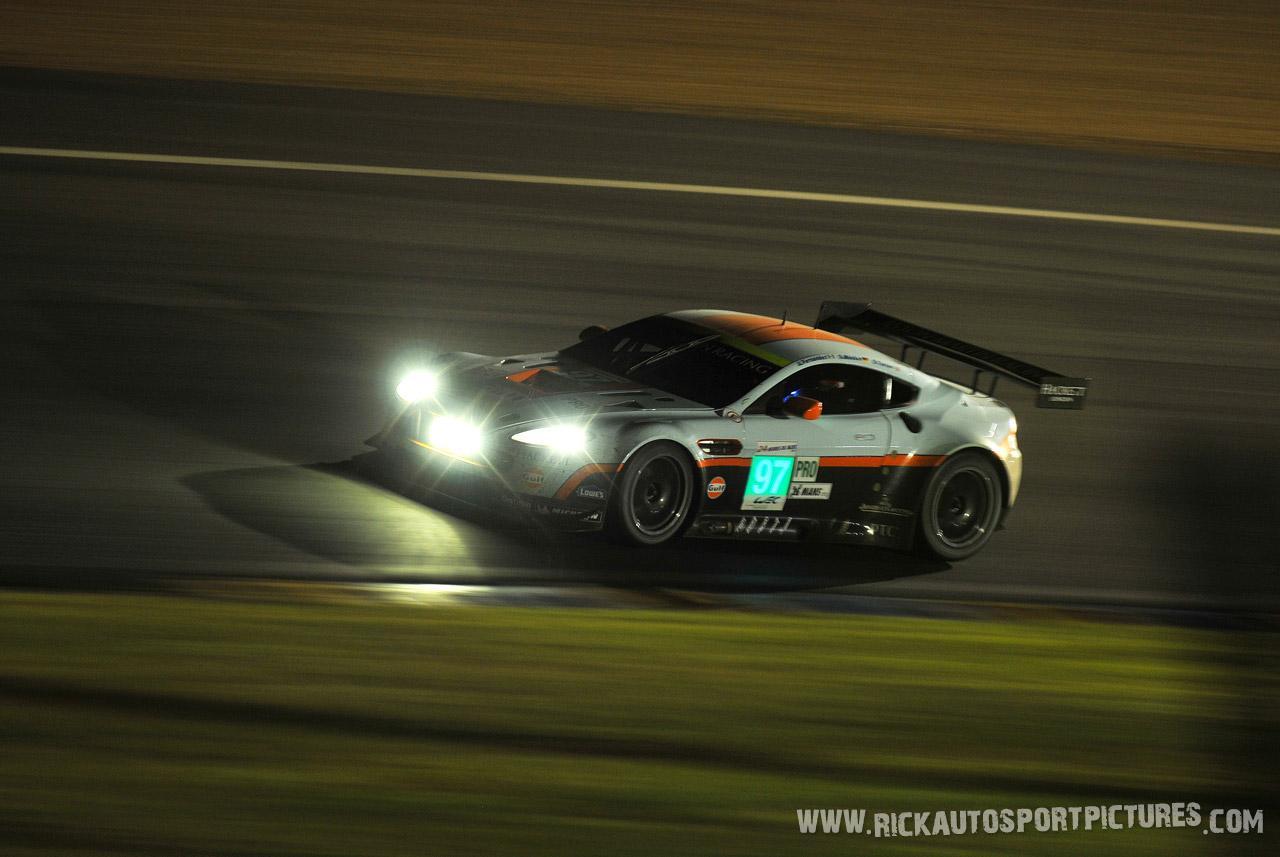 Aston Martin Racing Le Mans 2012
