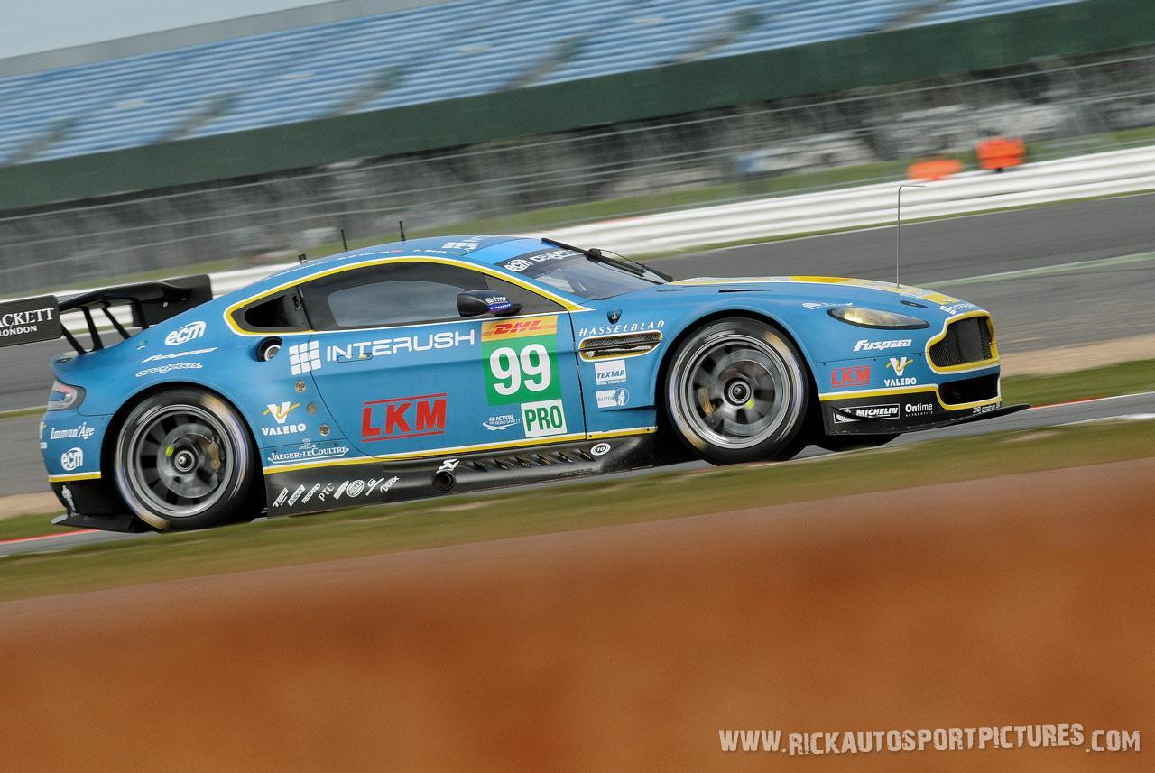 Aston Martin Prodrive Bamboo WEC Silverstone 2014
