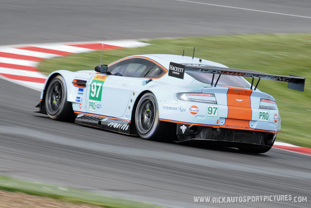 Aston Martin Prodrive WEC Silverstone 2014