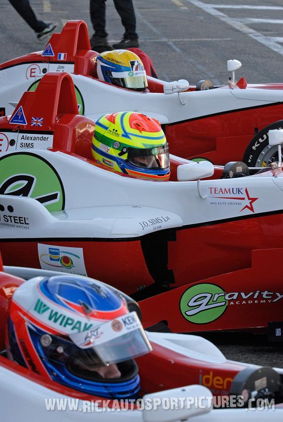 Art Grand Prix F3 2010