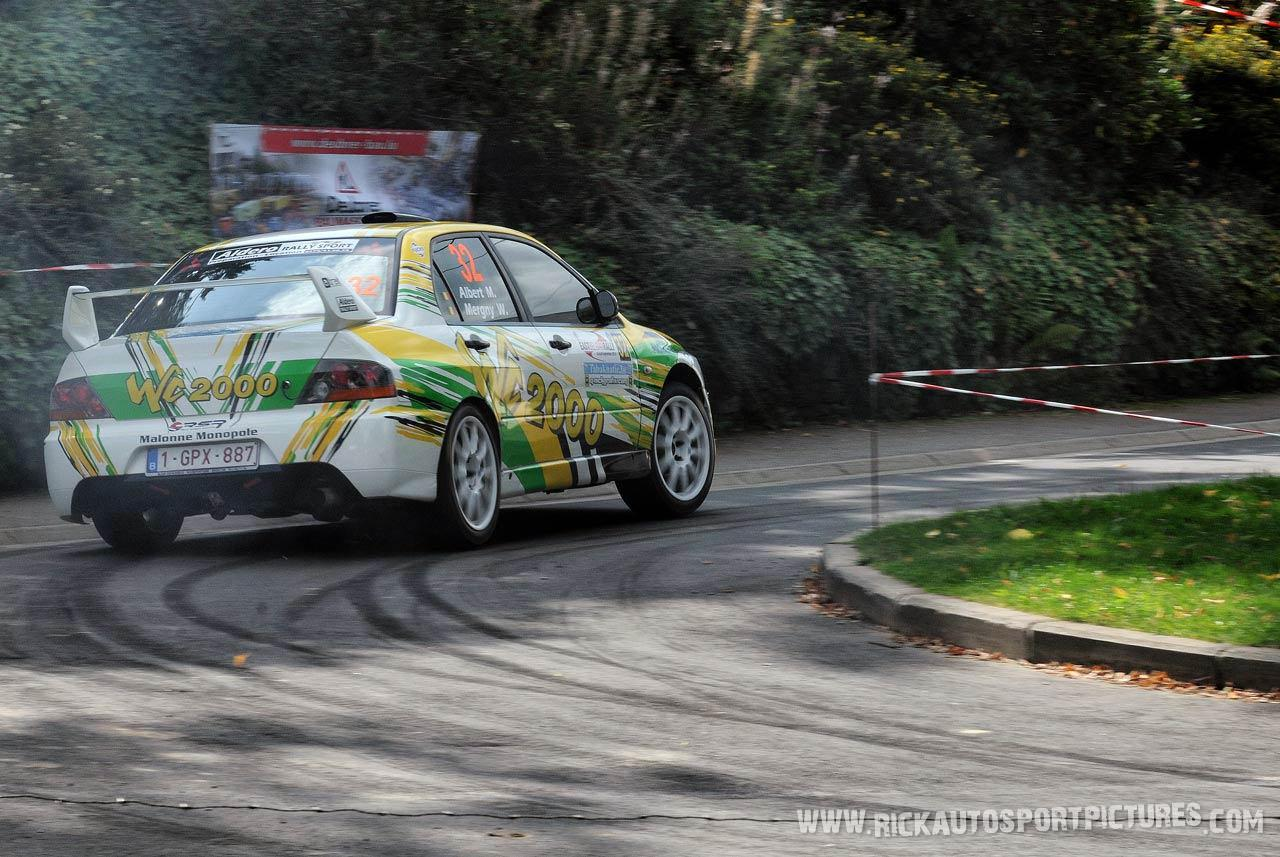 Michael Albert East Belgian Rally 2015