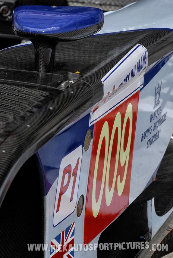 Aston Martin Racing Le Mans 2011
