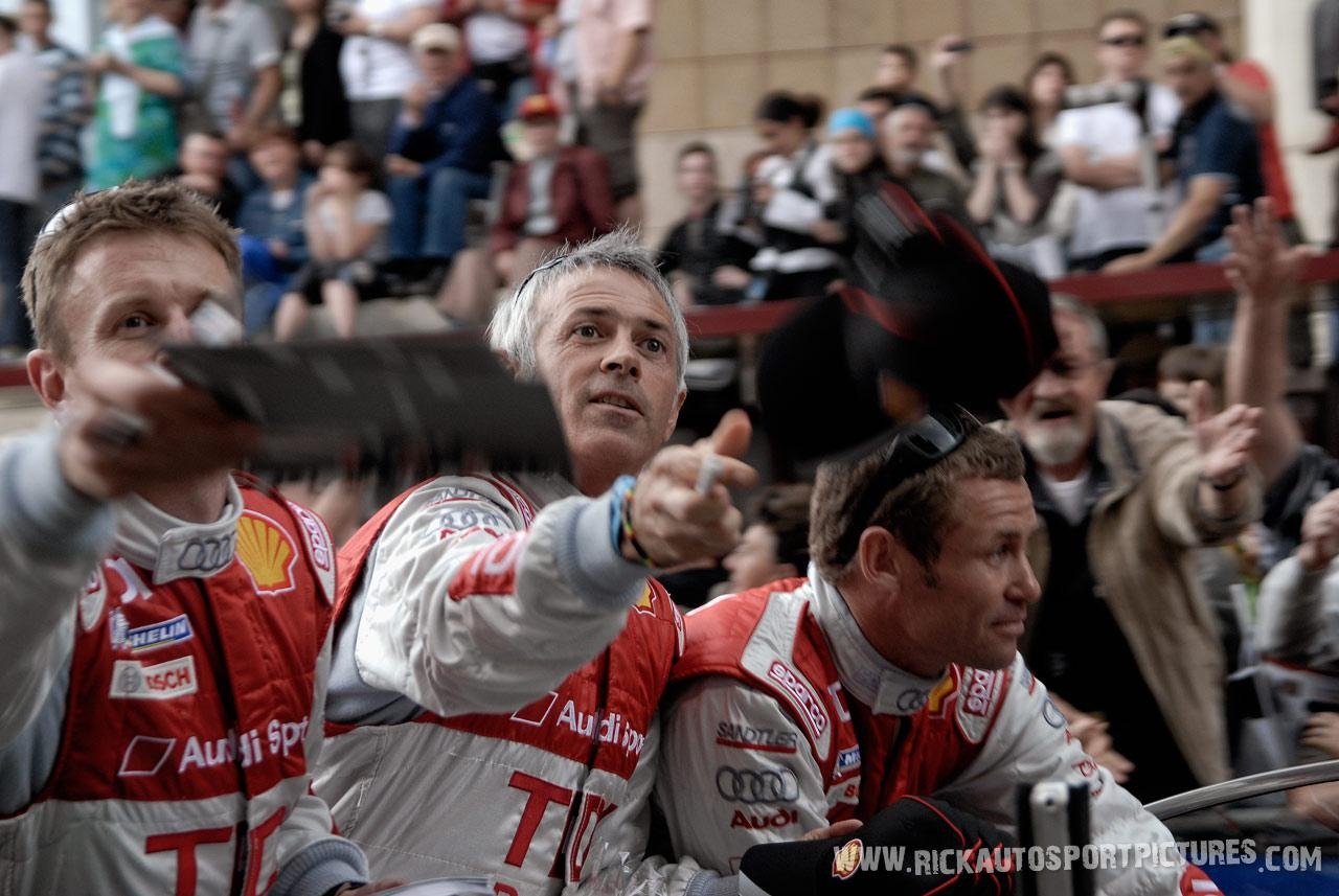 Audi Sport North America Le Mans 2008
