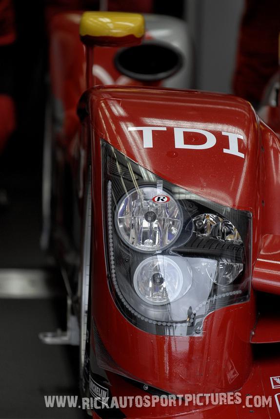 Audi Sport Team Joest Le Mans 2010