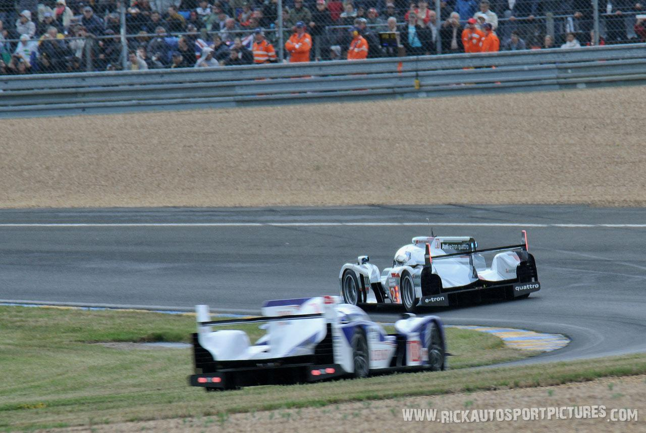 Audi Sport Team Joest Le Mans 2012