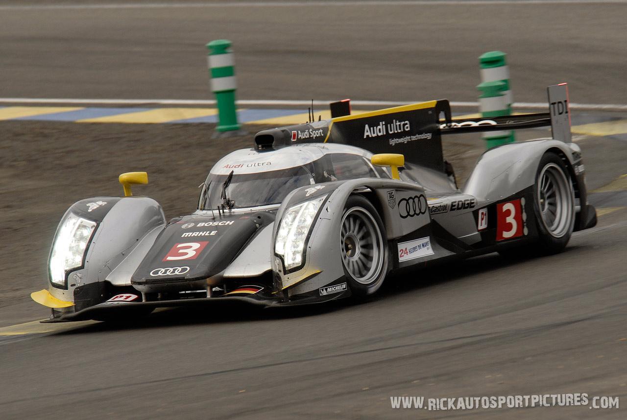 Audi Sport North America le mans 2011