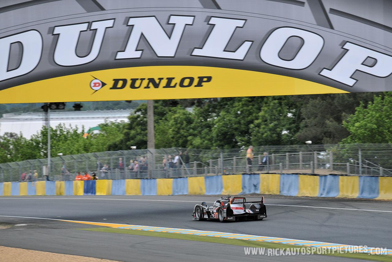 Audi Sport North America Le Mans 2012