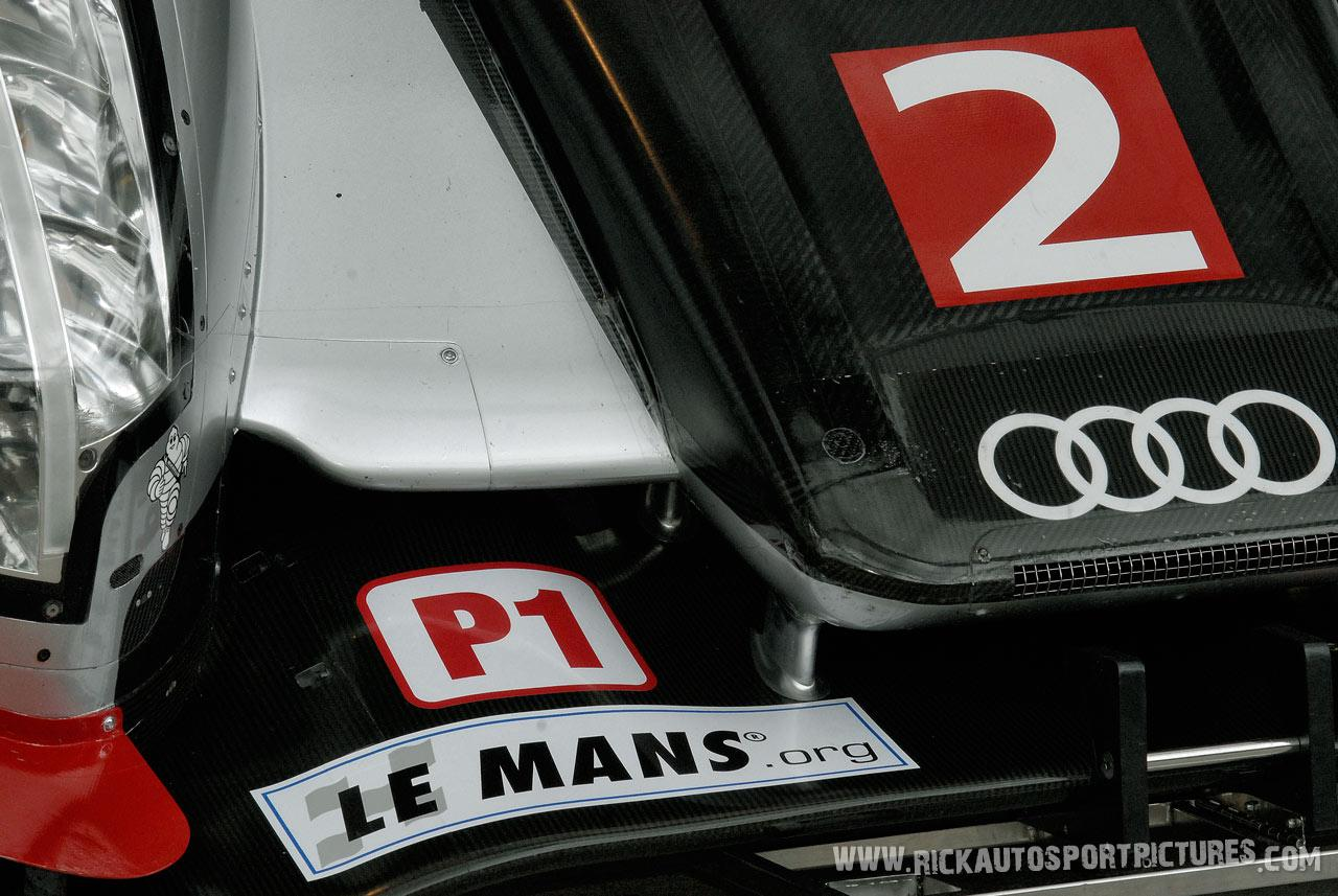 Audi Sport Team Joest Le Mans 2011