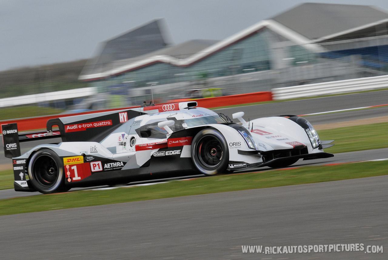 Audi Sport Team Joest Silverstone 2014