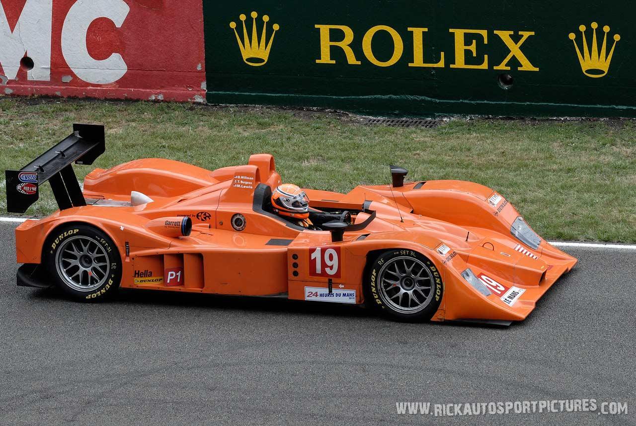 Michael Lewis Autocon Lola Le Mans 2010