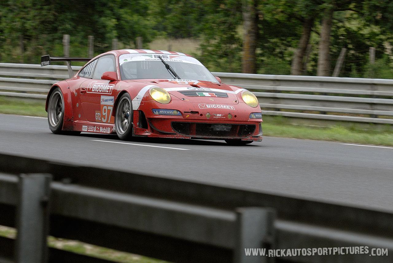 BMS Porsche Le Mans 2010