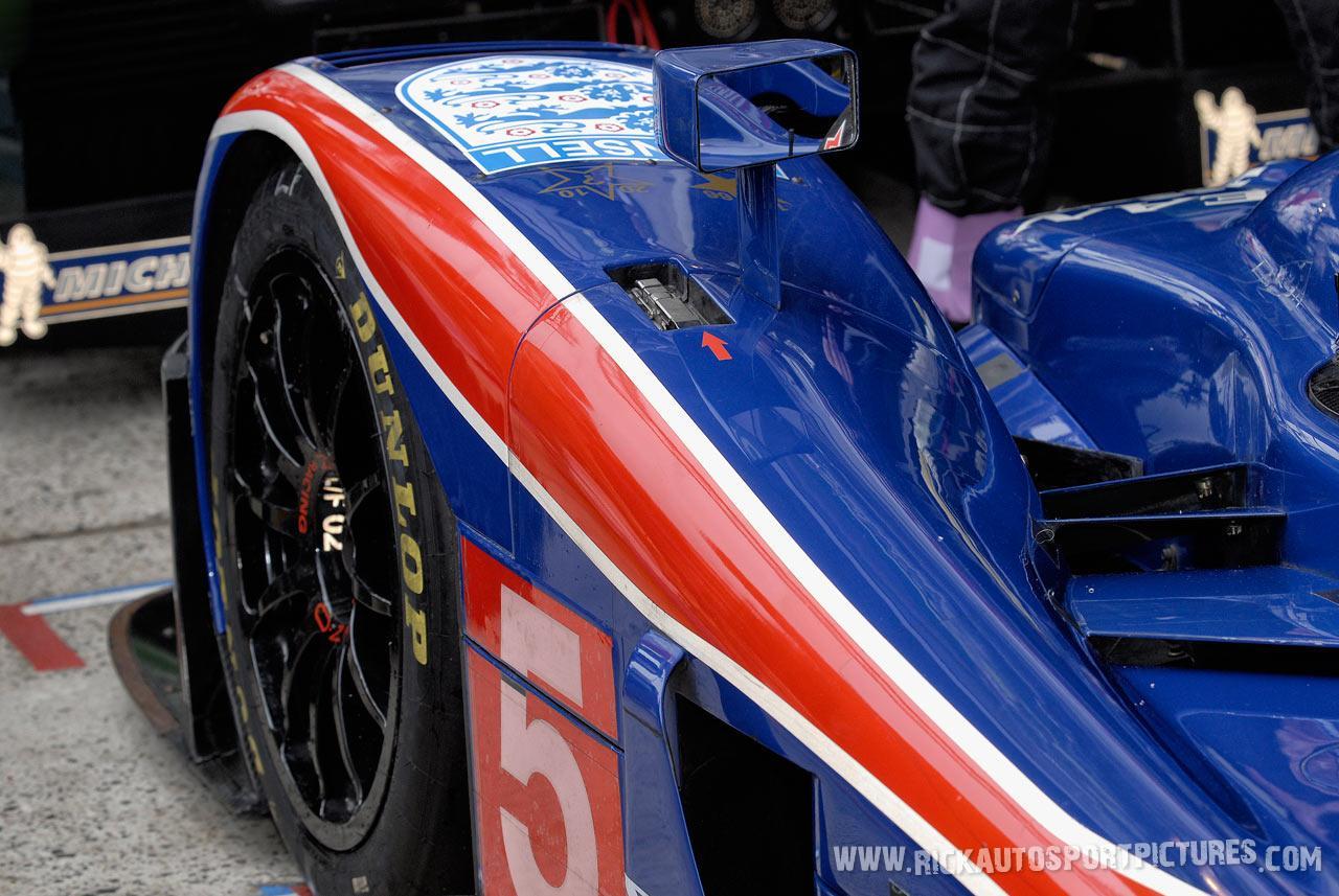 Beechdean Mansell Motorsport le mans 2010