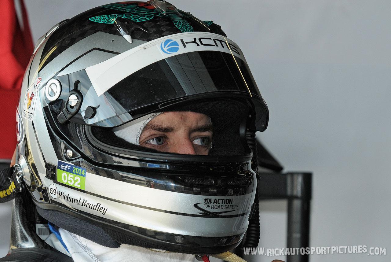 Richard Bradley WEC Silverstone 2014