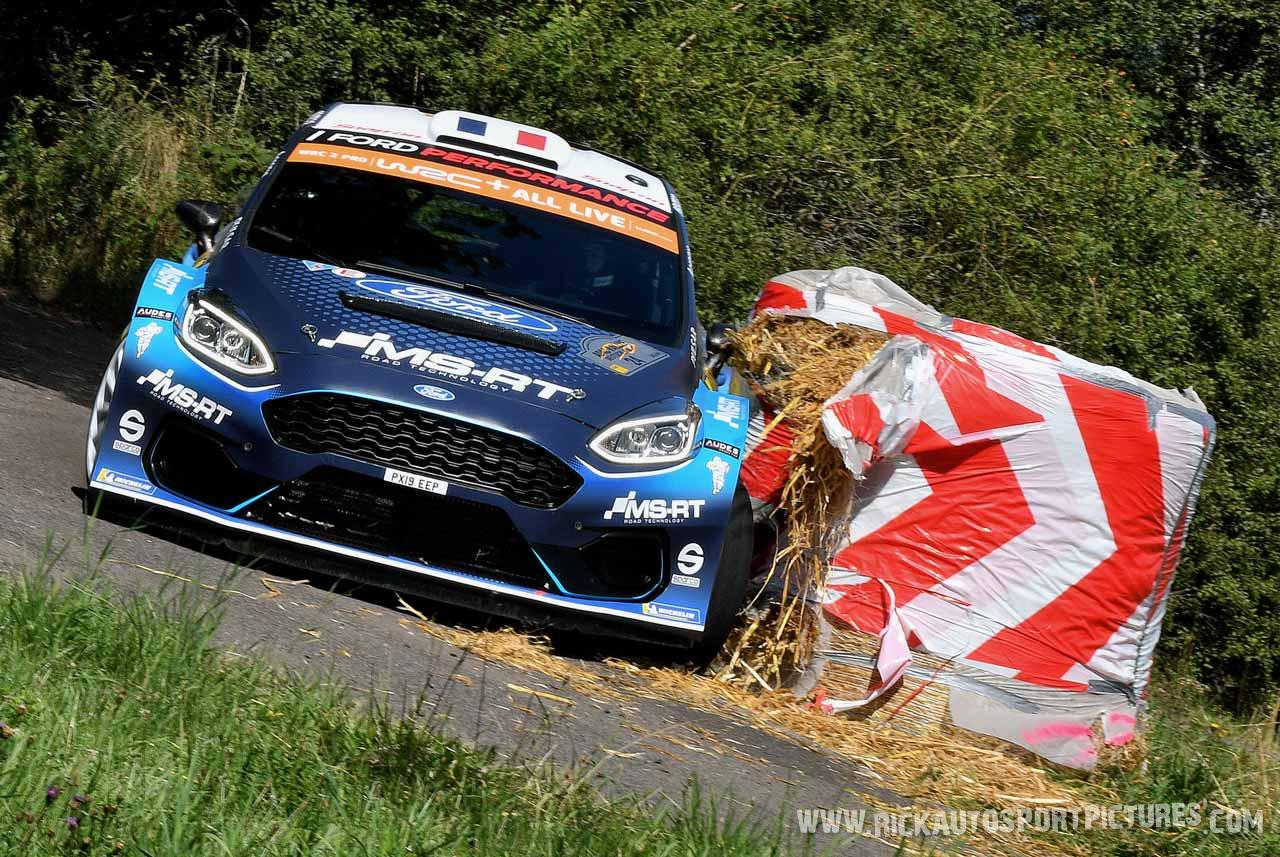 Eric Camilli Deutschland Rally 2019