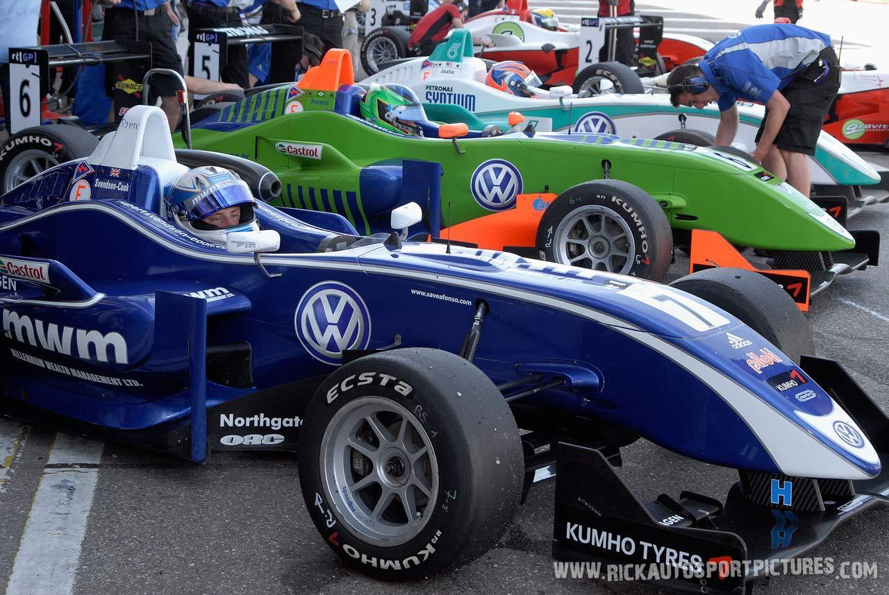 Carlin Motorsport Zandvoort 2010
